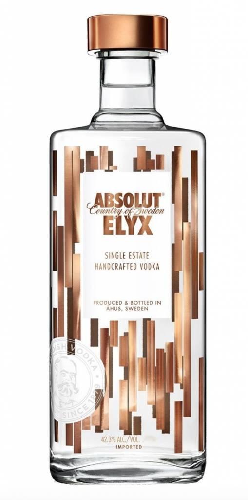 Absolute Elyx 750ML