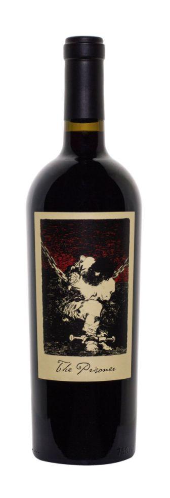 The Prisoner Red Wine 2016