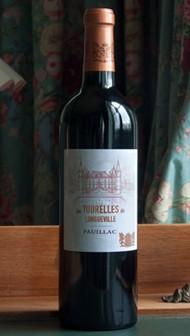 Les Tourelles Longueville Pauillac 2010