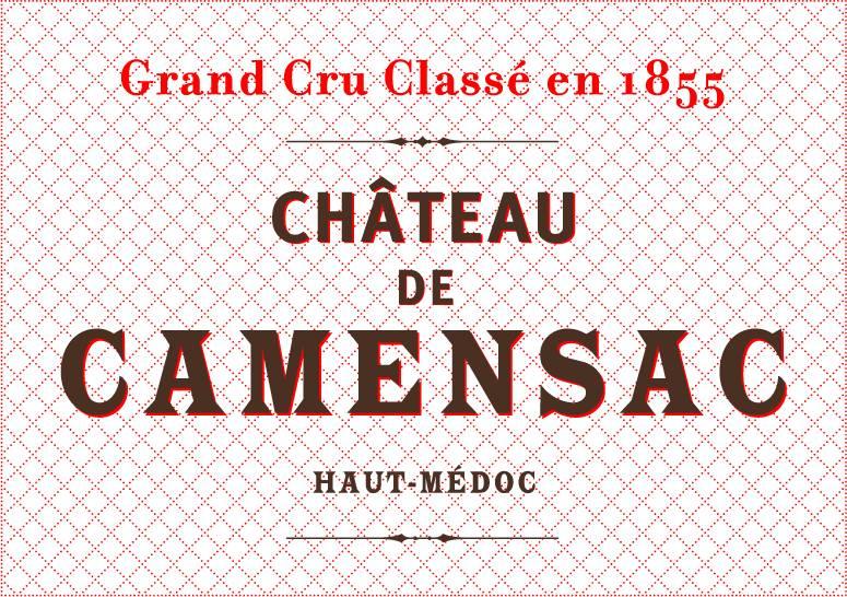 Chateau de Camensac 2005