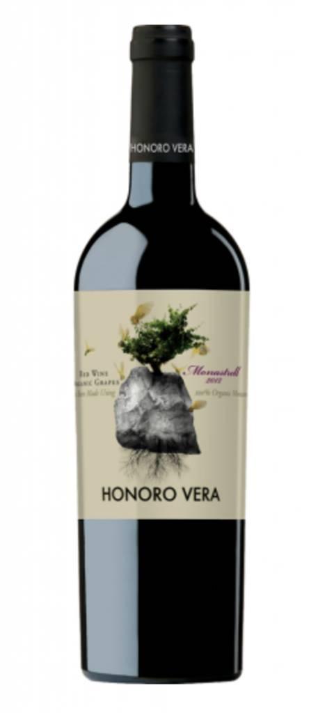 Honoro Vera Monastrell 2017