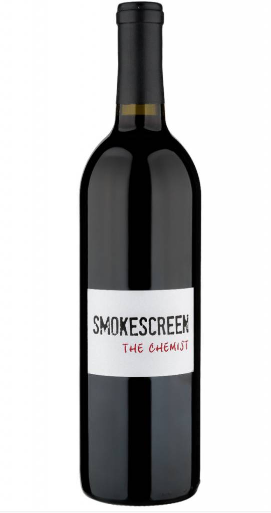 Smokescreen Chemist Red