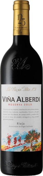 Vina Alberdi Reserva 2011 Rioja