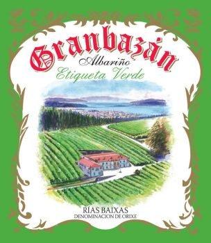 Granbazan Albarino 375ML