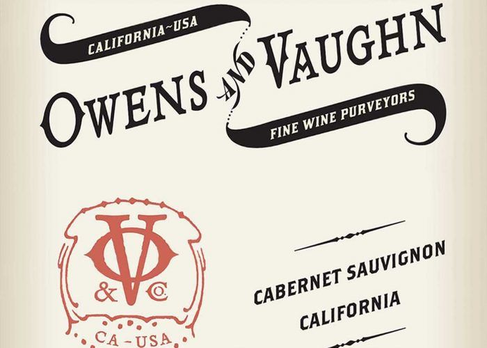 Owens and Vaughn Cabernet