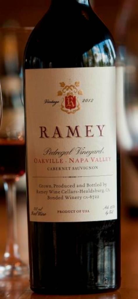 Ramey Pedregal 2012