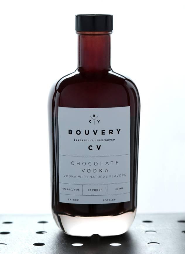Bouvery CV Chocolate Vodka