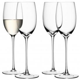LSA - WINE 4 White Wine Glasses