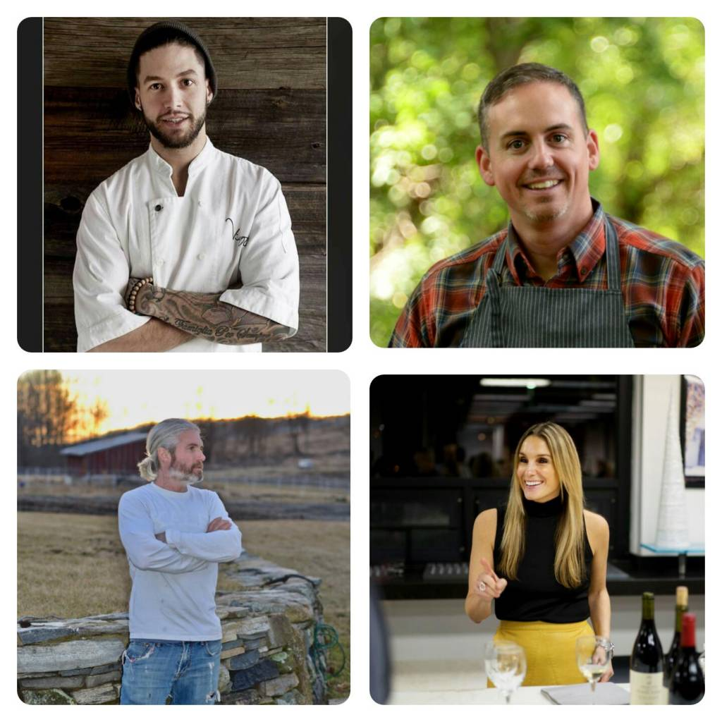Viaggo & Felina Pig Dinner  *Chef's Table  Ticket* - SOLD OUT