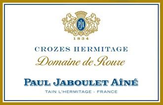 Crozes Blanc 'Domaine de Roure' Jaboulet 2014 - 3/6/12pk