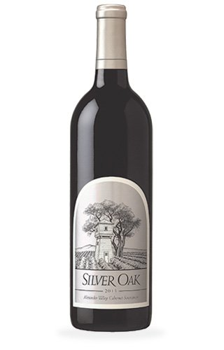 Silver Oak Cabernet Alexander Valley 2013 (half/full case)