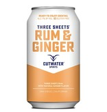 Cutwater Rum & Ginger (12oz can)