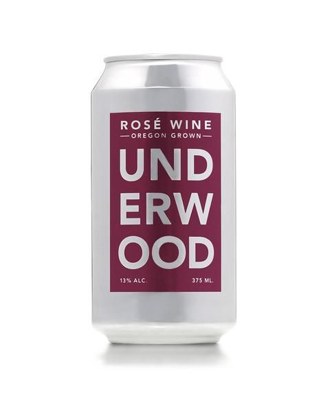 Underwood Rose 375ML Can