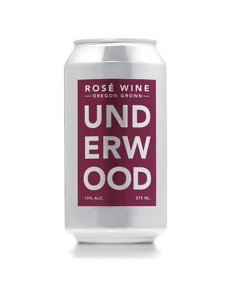 Underwood Rose 375ML Can