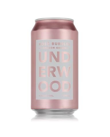 Underwood Rose Bubbles 375ML Can