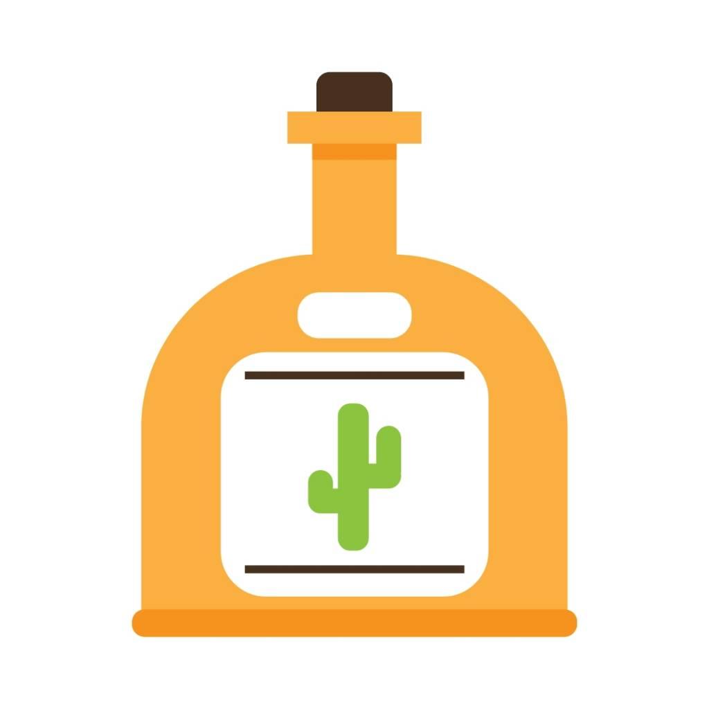 $75 Spirit Bottle