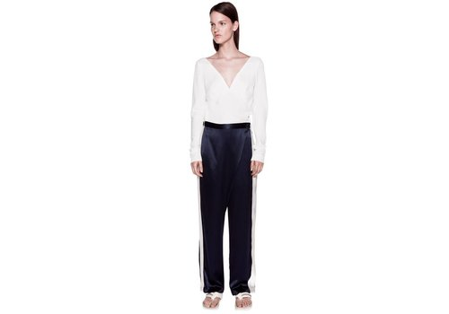 Dion Lee Bonded Stripe Pant