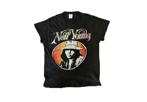 Madeworn Neil Young Crew Tee