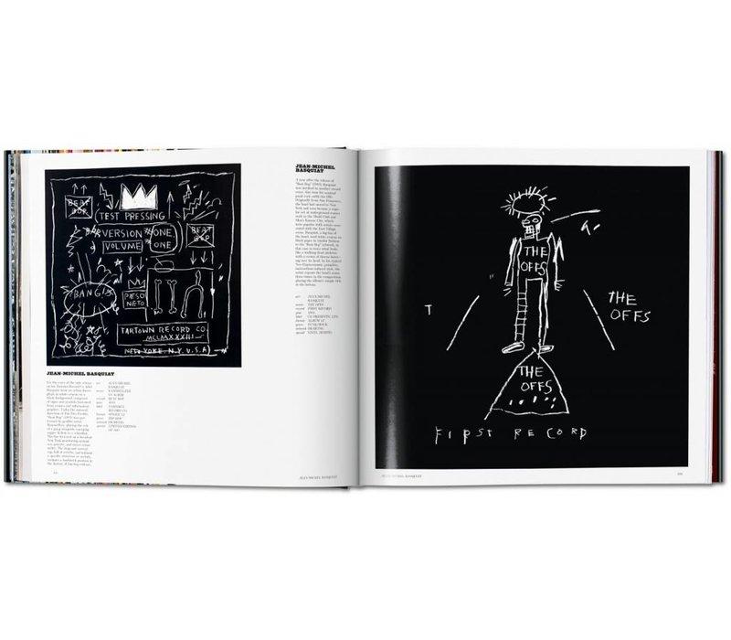 Taschen Art Record Covers