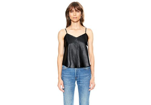 Veda Classic Leather Camisole