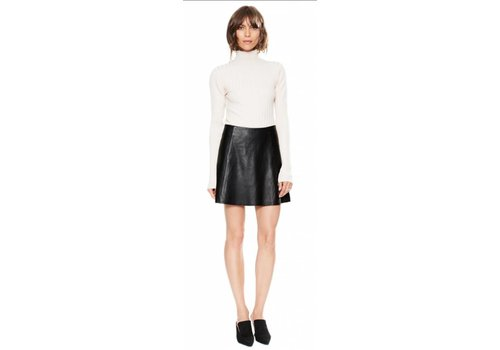 Veda Circle Mini Skirt