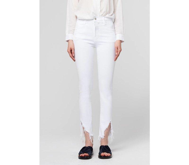3x1 W3 Higher Ground Slash Slim Crop Jean