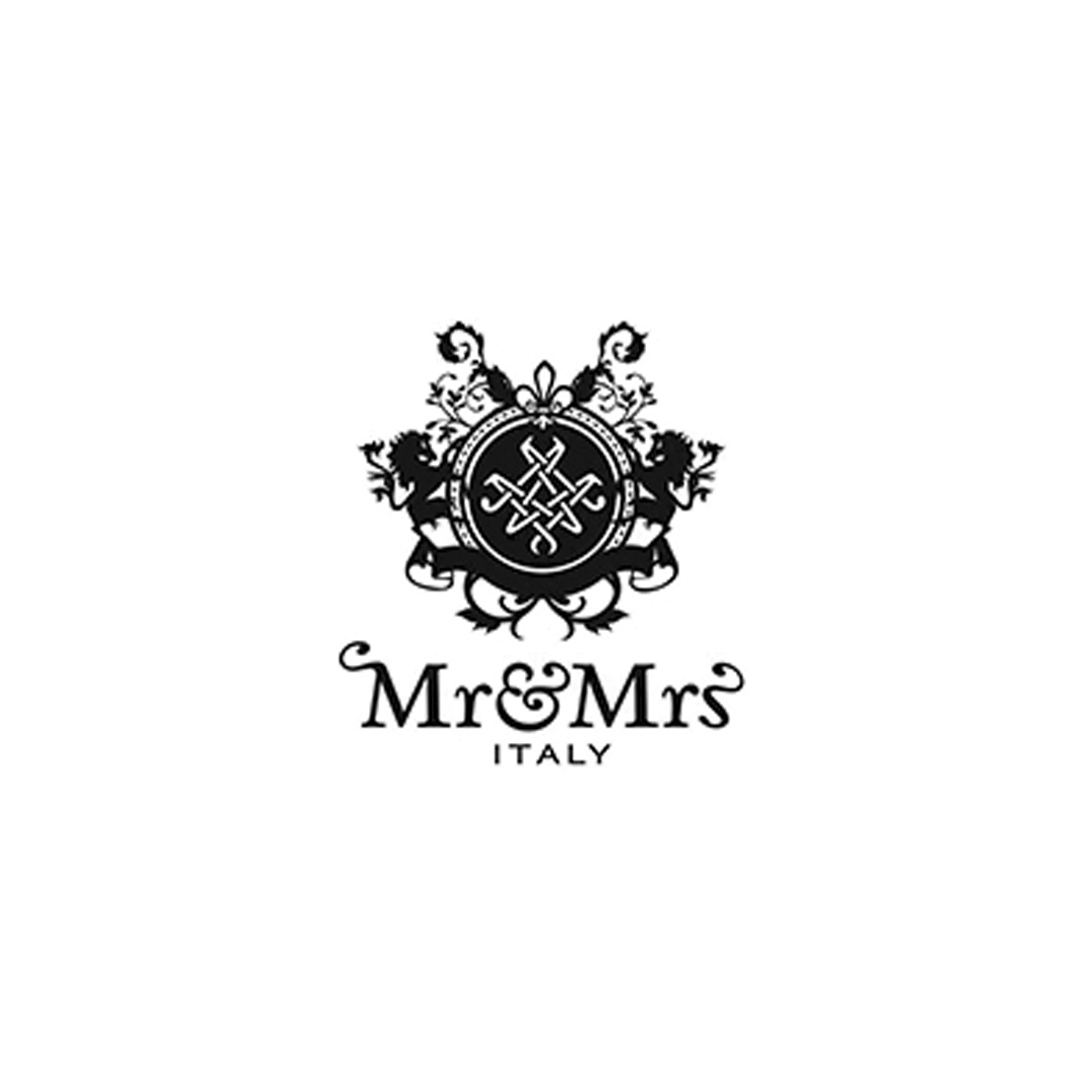 Mr and Mrs Italy Logo