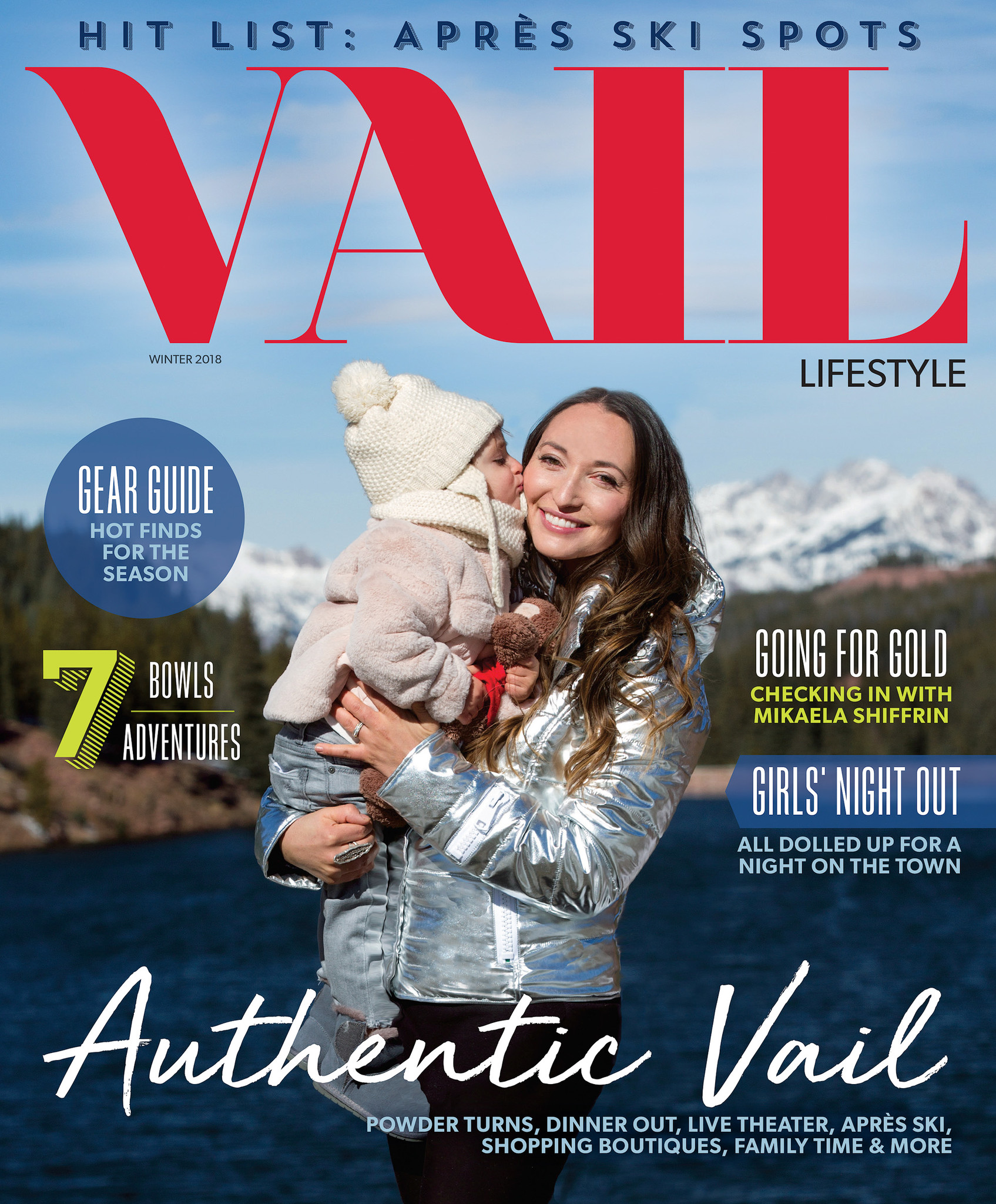 Vail Lifestyle Magazine Winter 2018