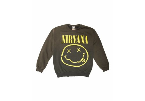 Madeworn Nirvana Crew Fleece