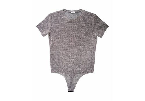 Alix NYC Essex Glitter Bodysuit