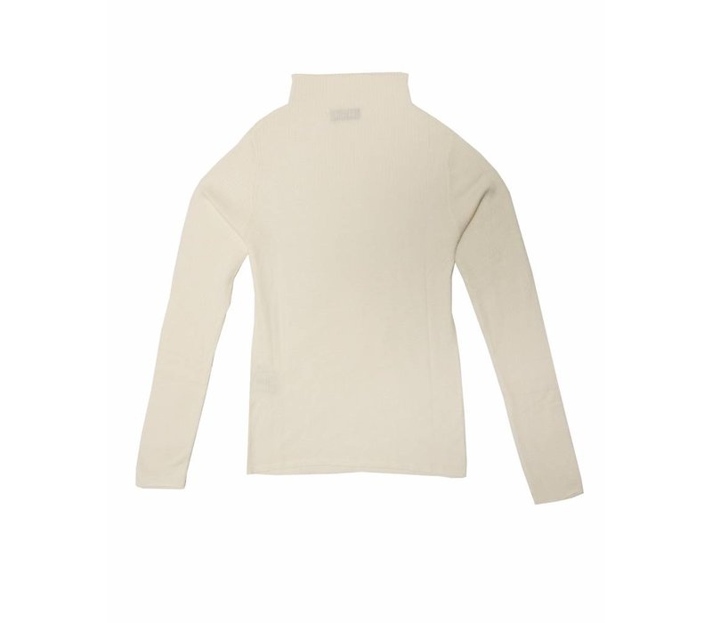 Le Kasha Pali Ribbed Cashmere Sweater
