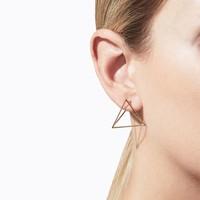 Shihara Triangle Earring 25
