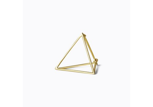 Shihara Triangle Earring 20mm