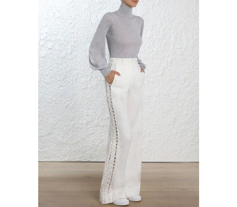 Zimmermann Breeze Corded Pant