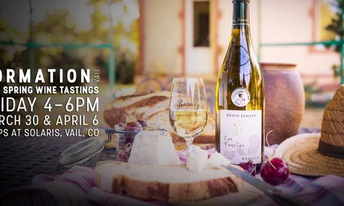 Free 2018 Spring Wine Tastings | Events