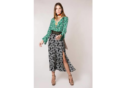 RIXO London Thalia Skirt