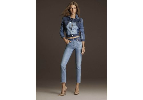 Jean Atelier Hunter Crop Jean