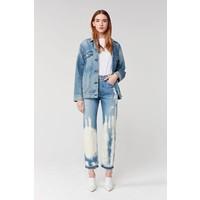 3x1 W3 Marble Higher Ground Crop Jean