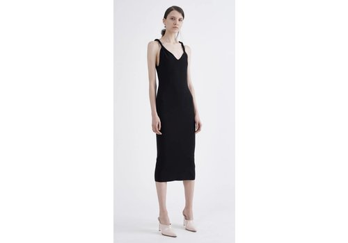 Dion Lee Twist Shoulder Dress