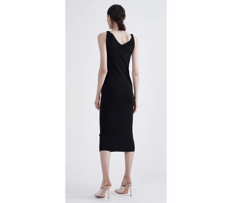 Dion Lee Twist Shoulder Dress