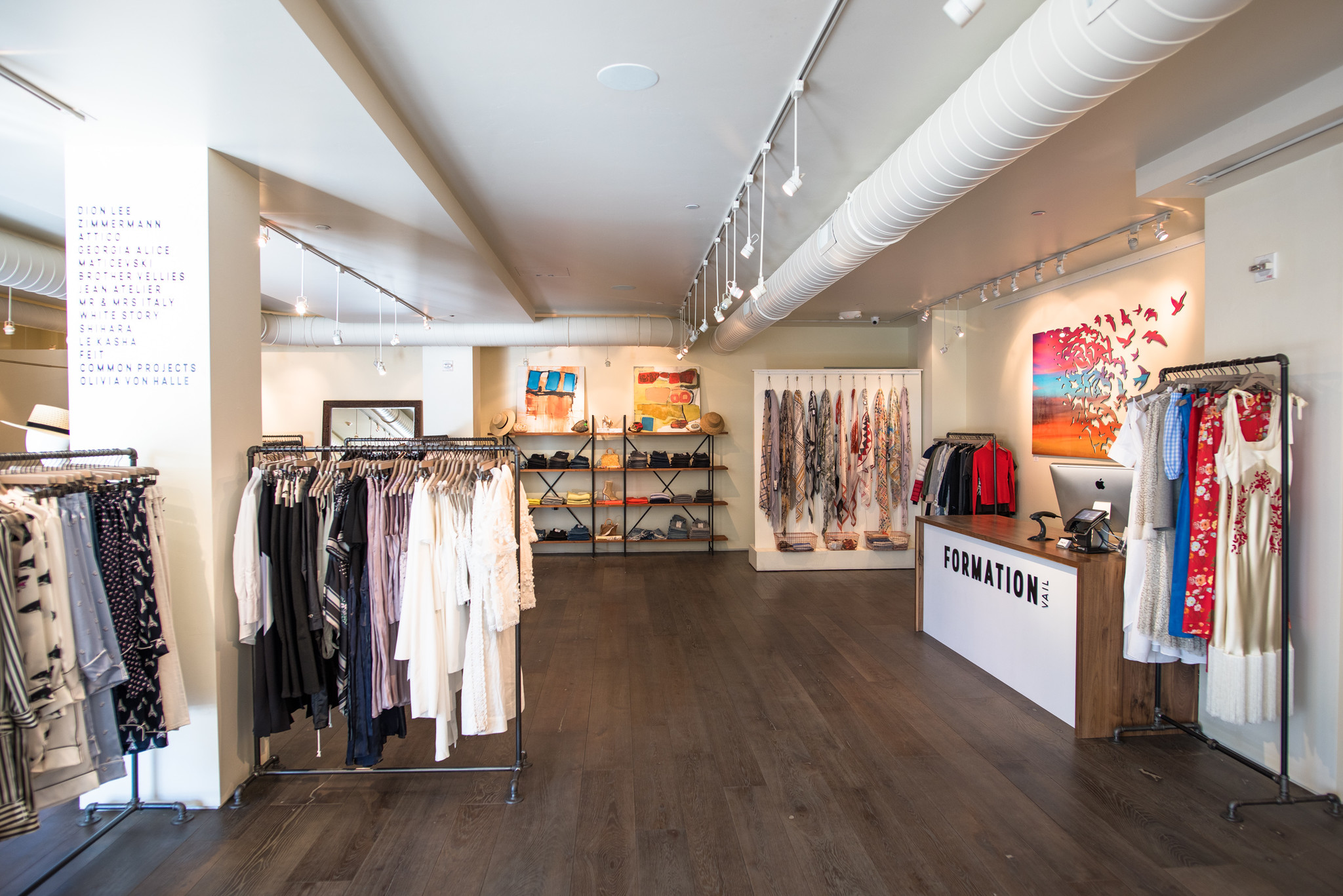 Formation Boutique