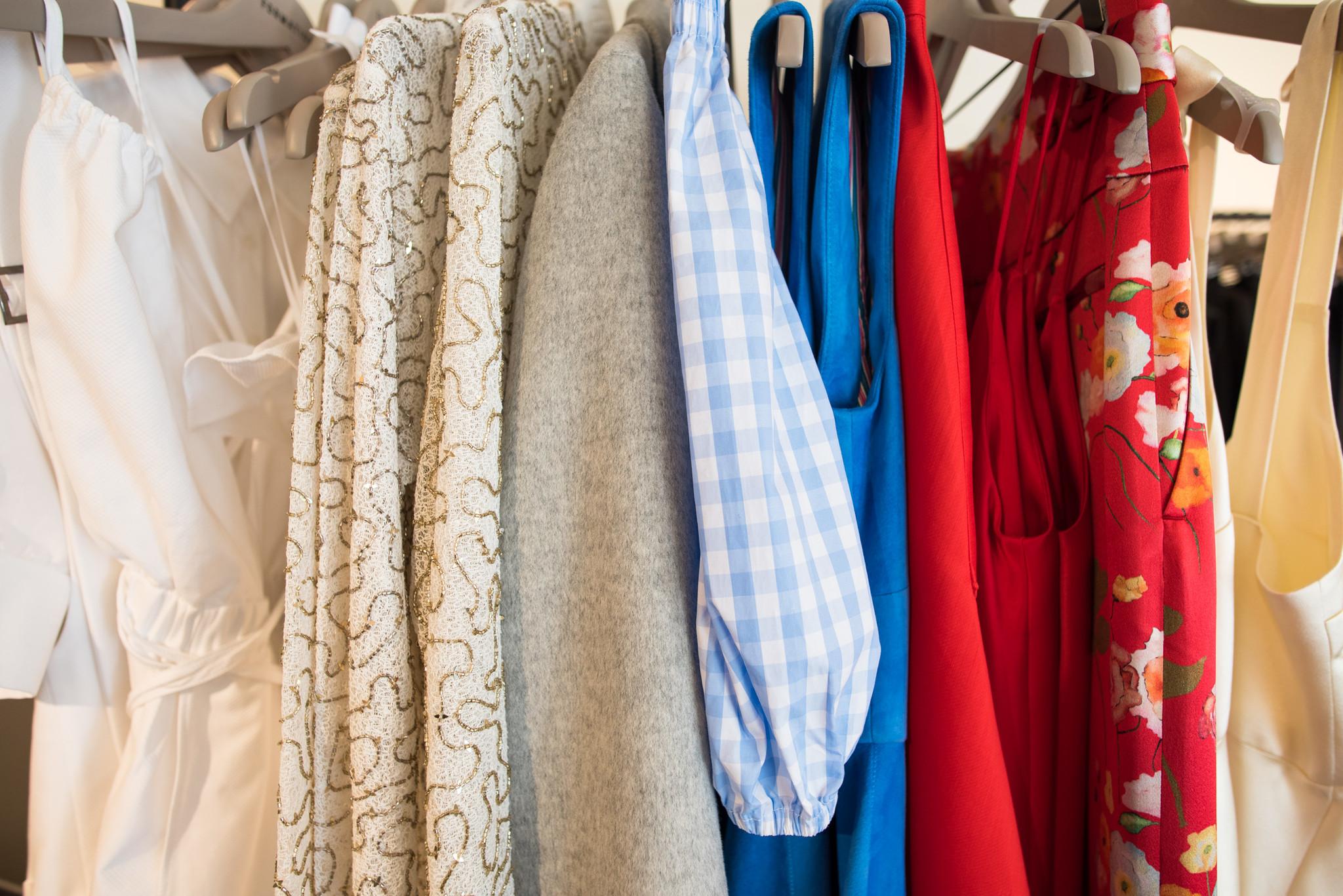 Formation Boutique Clothes