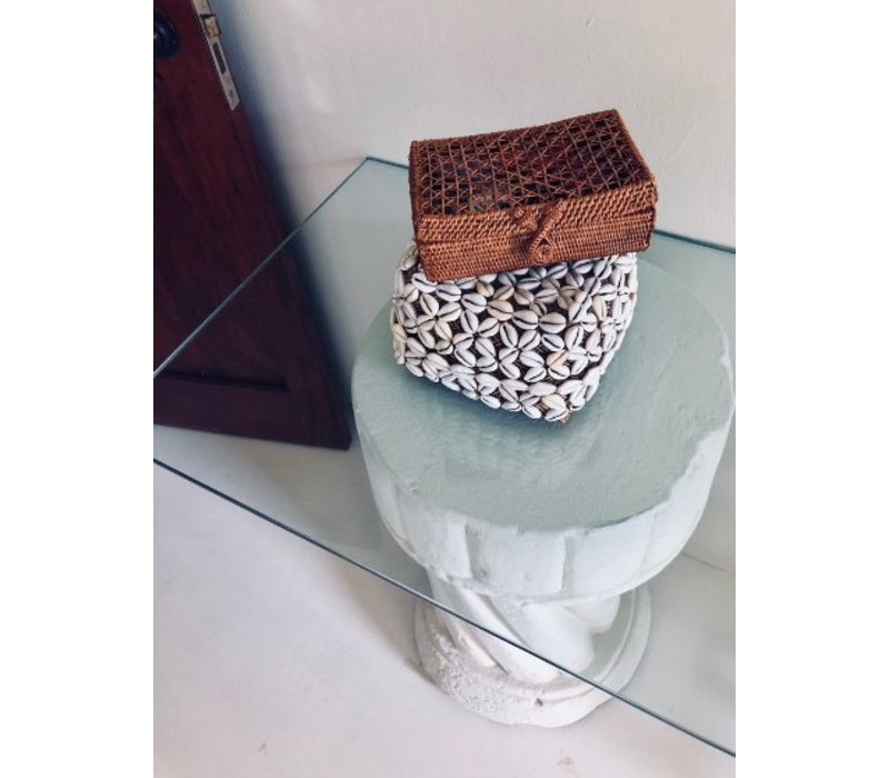 Brother Vellies Nusa Clutch