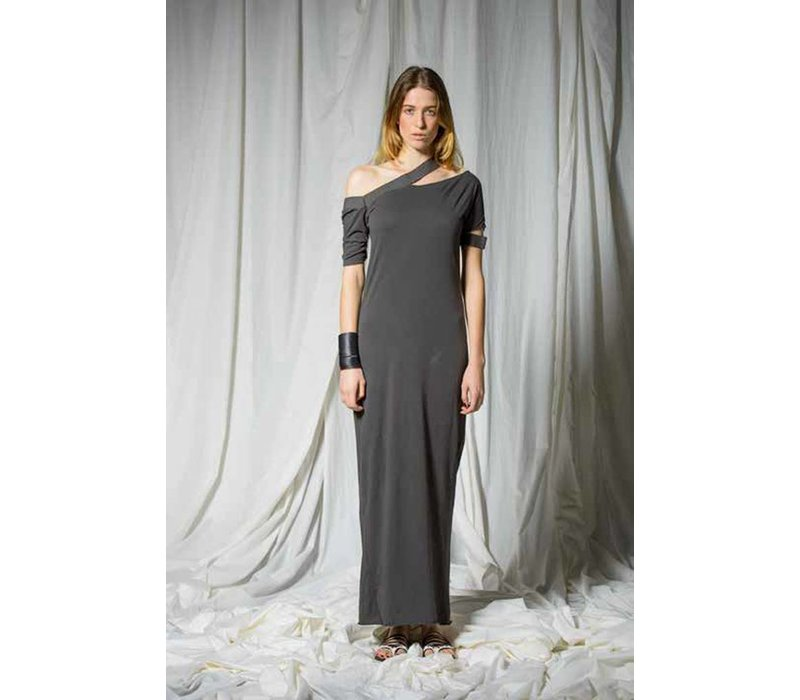 Lost & Found Elastic Dress