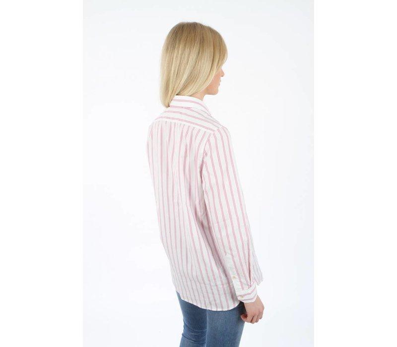 Fil Noir Luisa Maria Stripe Shirt