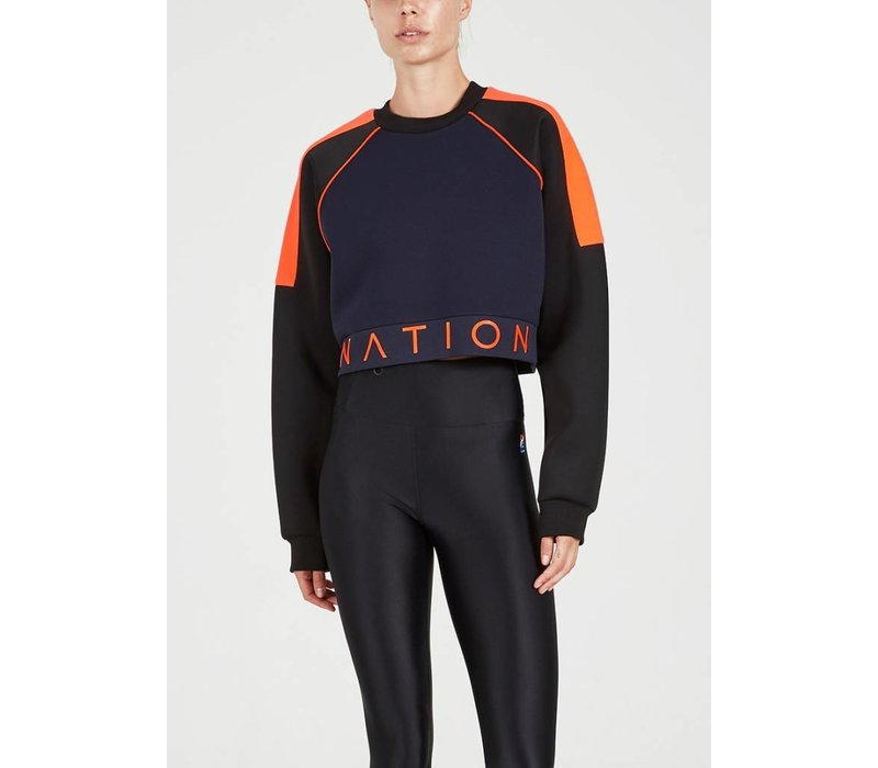 PE Nation End Plate Sweat