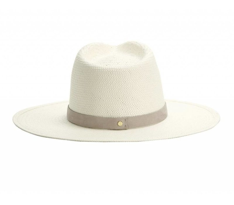 Janessa Leone Marilyn Packable Fedora