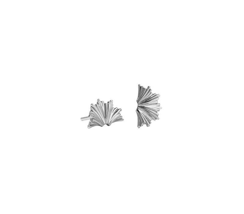 Meadowlark Small Vita Silver Earrings