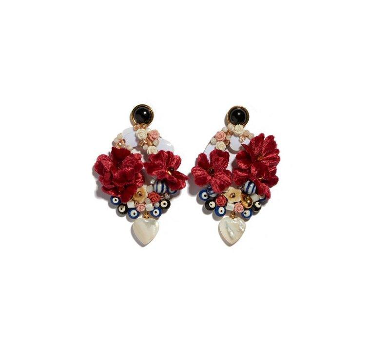 Lizzie Fortunato Gardenia Earrings