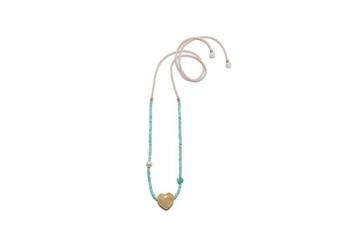 Lizzie Fortunato Gemini Necklace